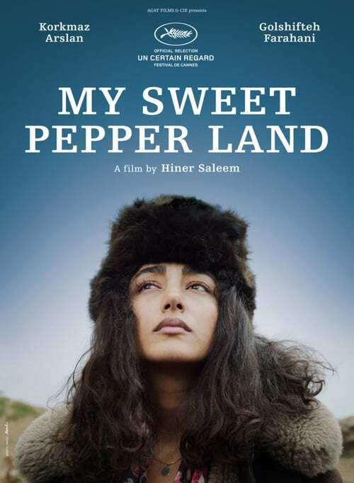 movie cover - My Sweet Pepper Land
