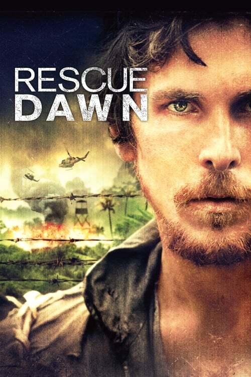 movie cover - Rescue Dawn