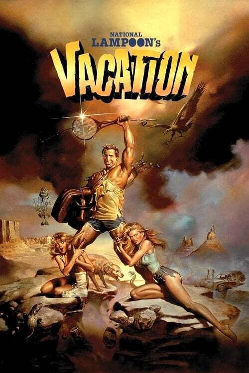 movie cover - National Lampoon