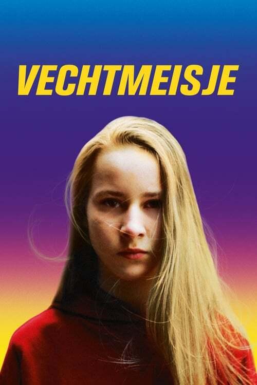 movie cover - Vechtmeisje