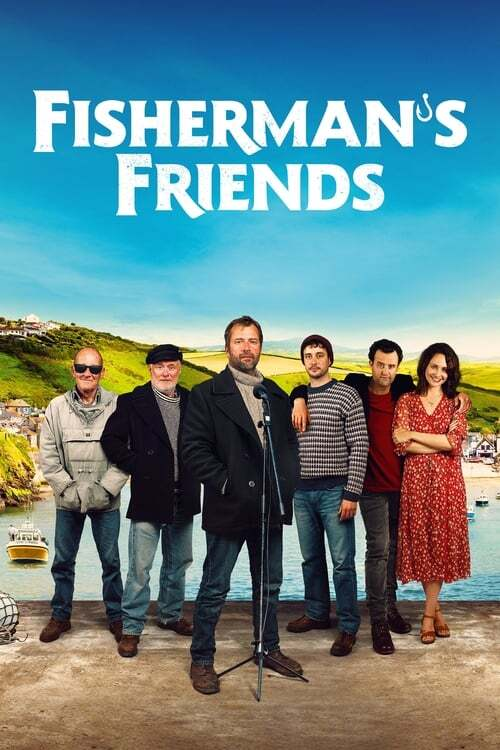 movie cover - Fisherman