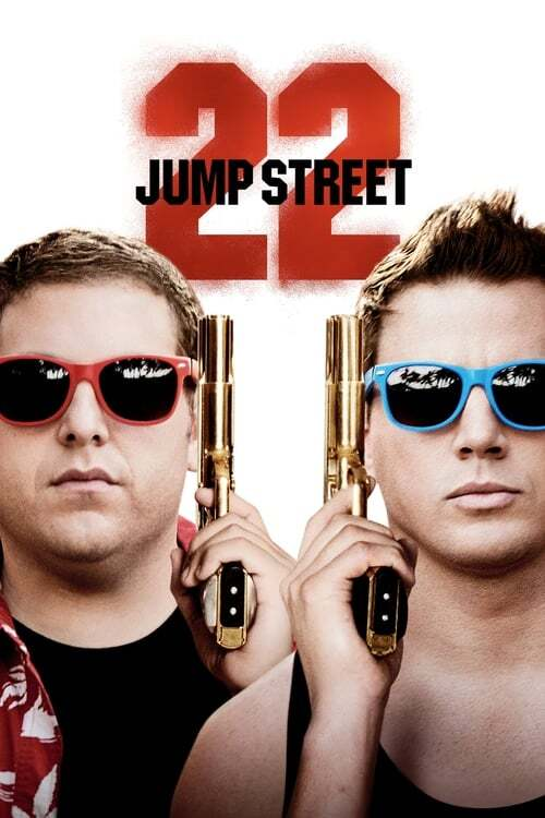 movie cover - 22 Jump Street