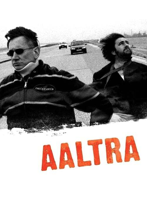 movie cover - Aaltra