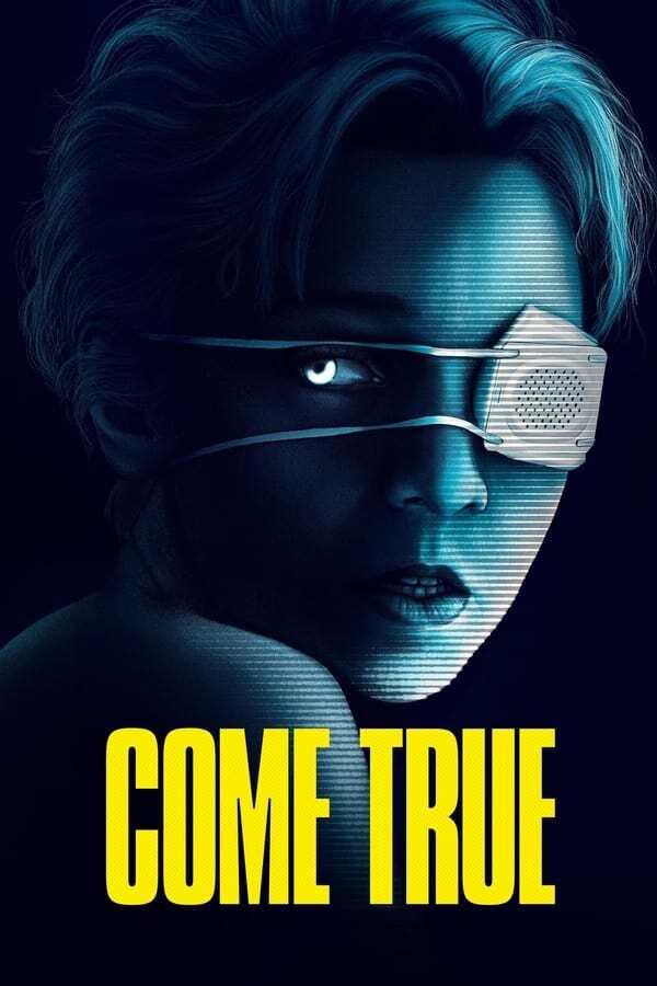 movie cover - Come True