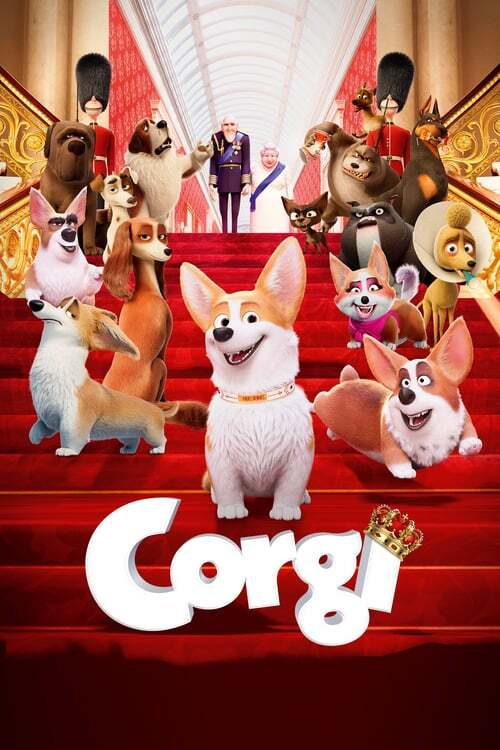 movie cover - Corgi