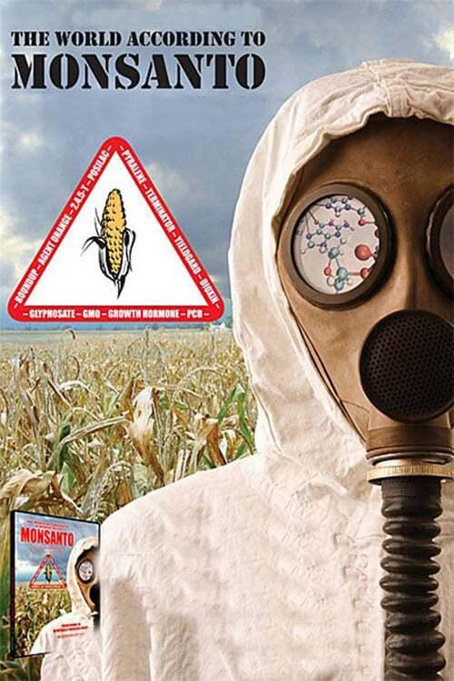 movie cover - De Wereld Volgens Monsanto