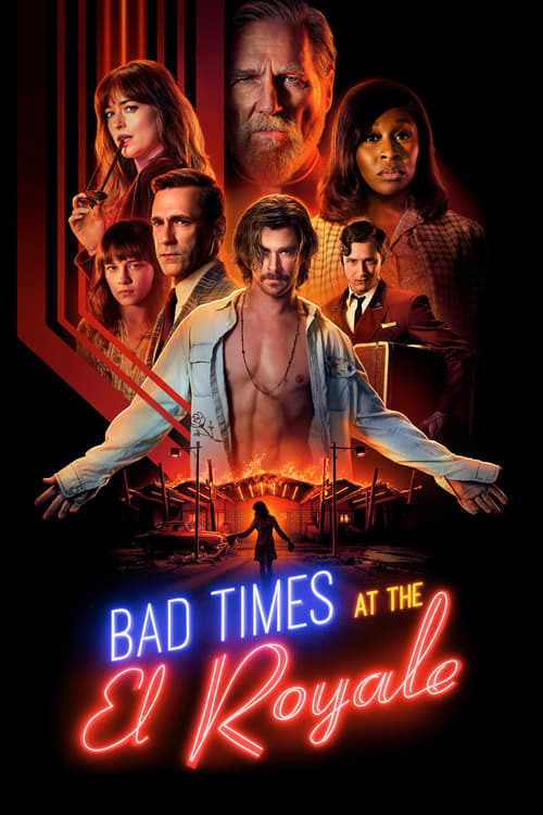 movie cover - Bad Times At The El Royale