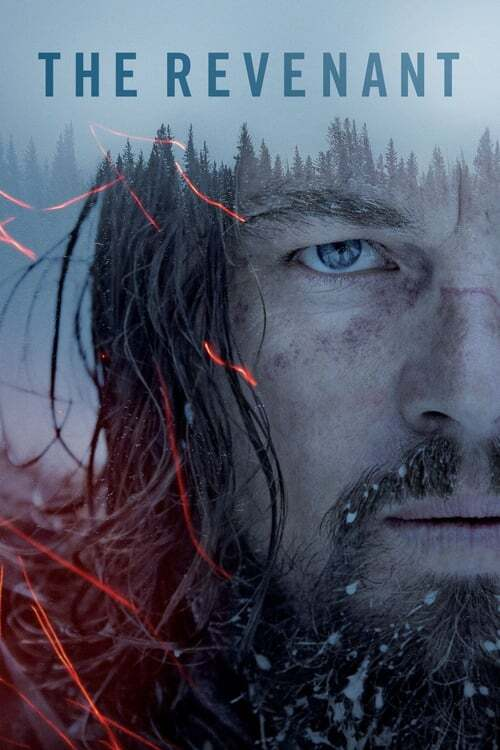 movie cover - The Revenant