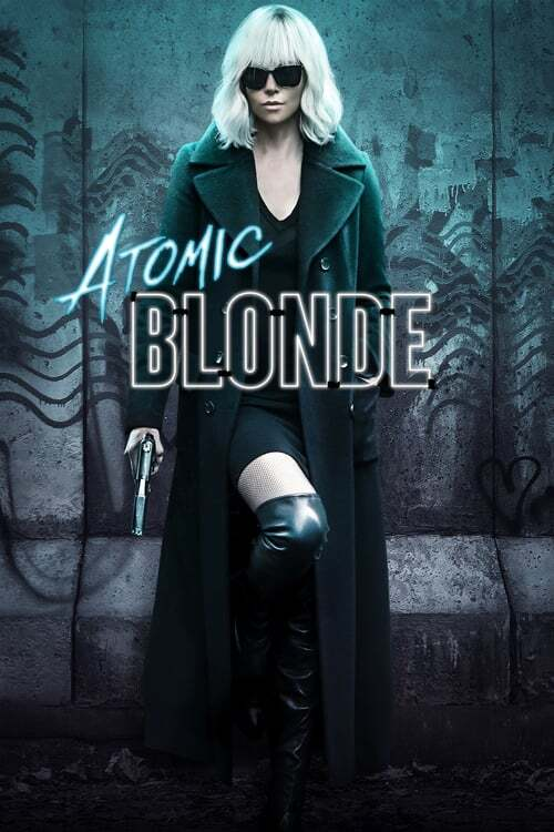movie cover - Atomic Blonde