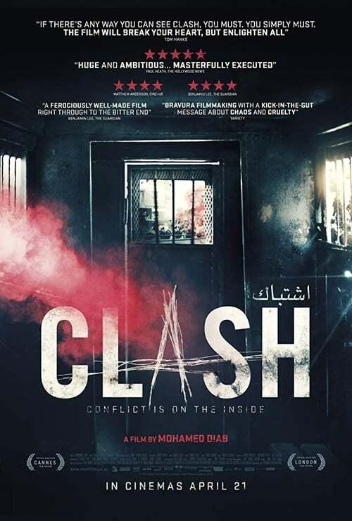 movie cover - Clash