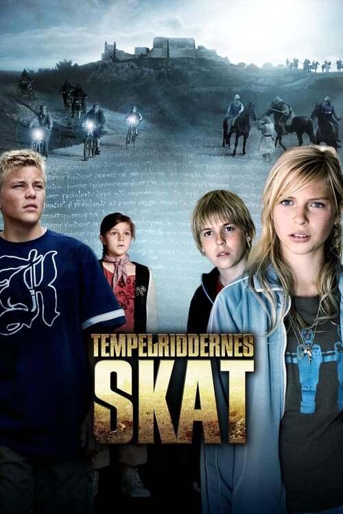 movie cover - De Verloren Schat Van De Tempelridder