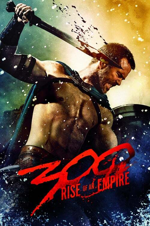 movie cover - 300: Rise Of An Empire