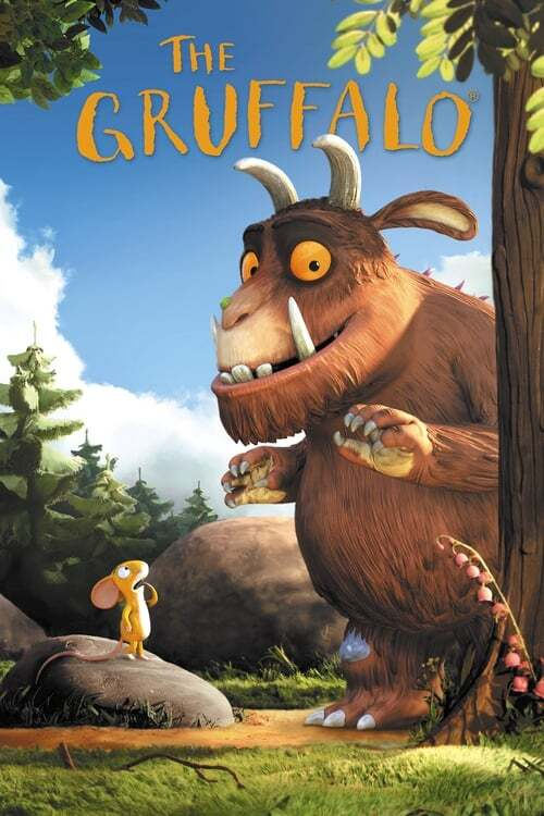movie cover - De Gruffalo
