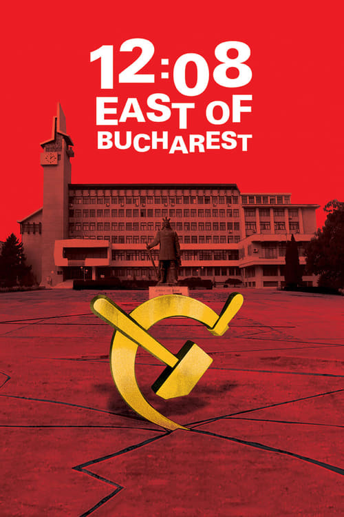 movie cover - 12:08 East Of Bucharest
