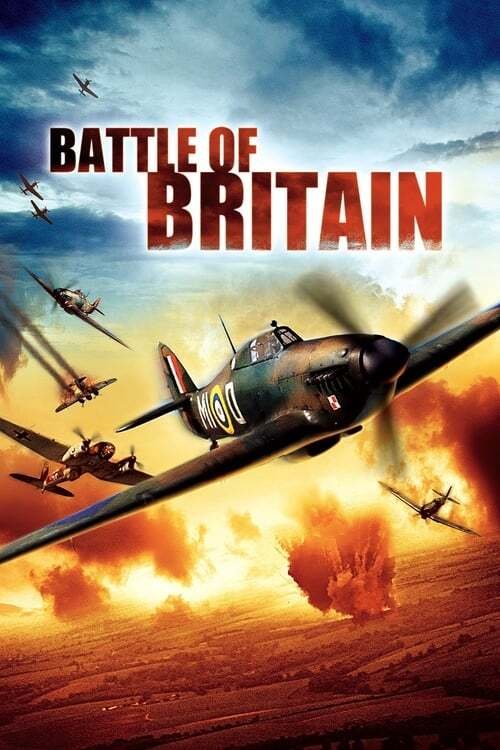 movie cover - Battle Of Britain