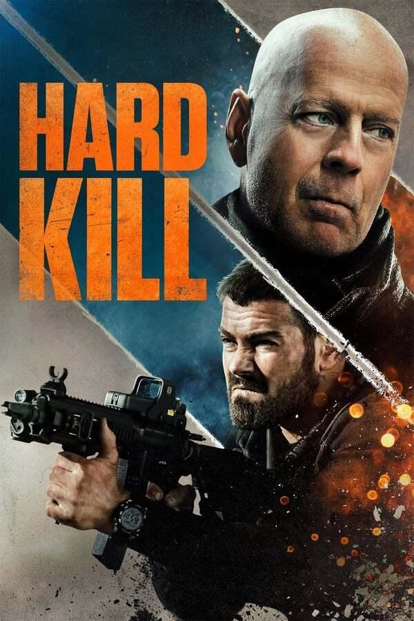movie cover - Hard Kill