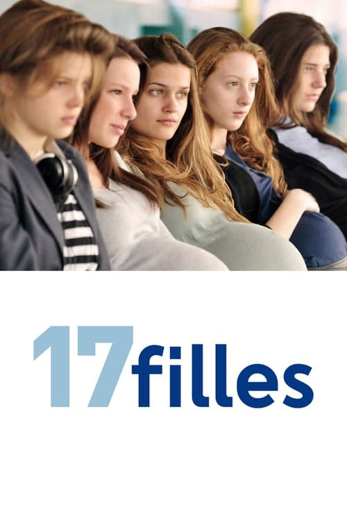 movie cover - 17 Filles