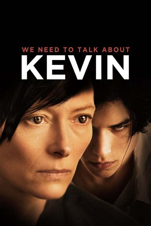 movie cover - We Need To Talk About Kevin