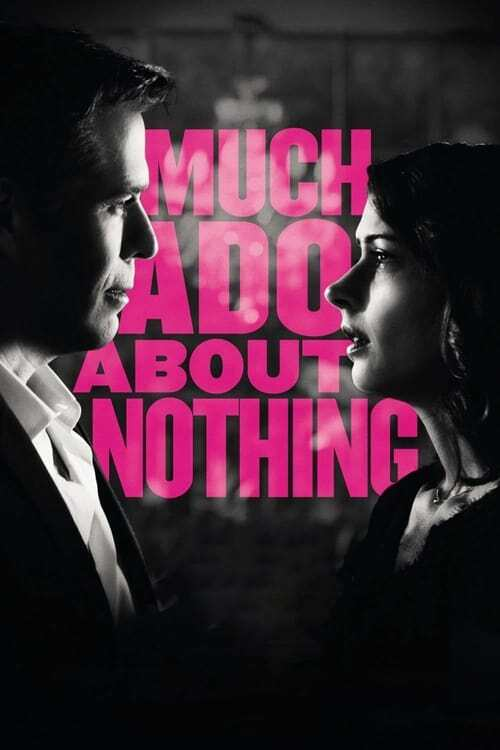 movie cover - Much Ado About Nothing