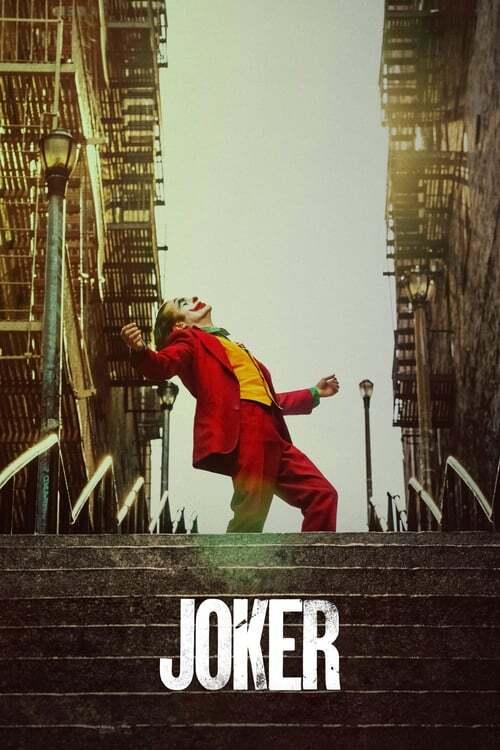 movie cover - Joker