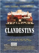 movie cover - Clandestins