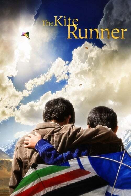 movie cover - The Kite Runner