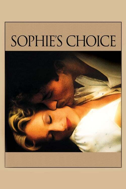 movie cover - Sophie