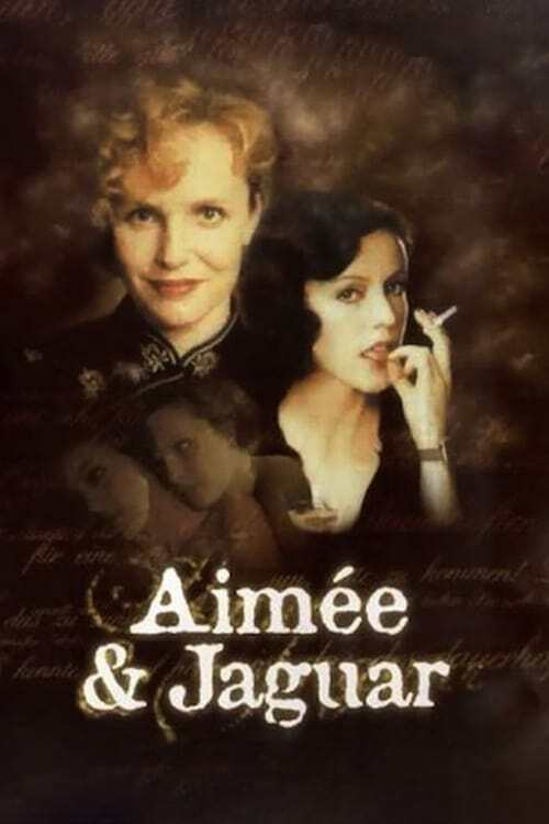movie cover - Aimee And Jaguar