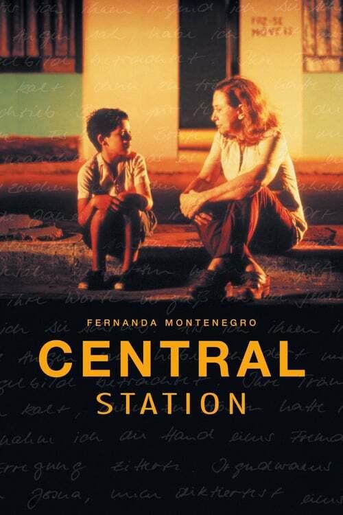 movie cover - Central Do Brasil