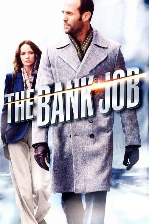 movie cover - The Bank Job