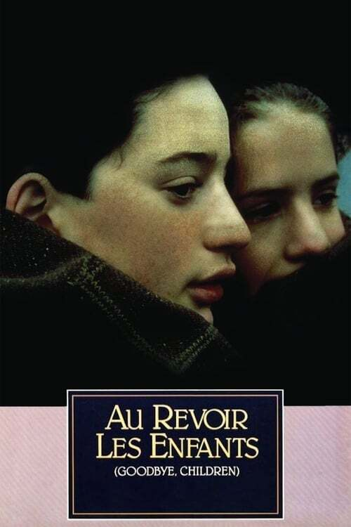 movie cover - Au Revoir Les Enfants