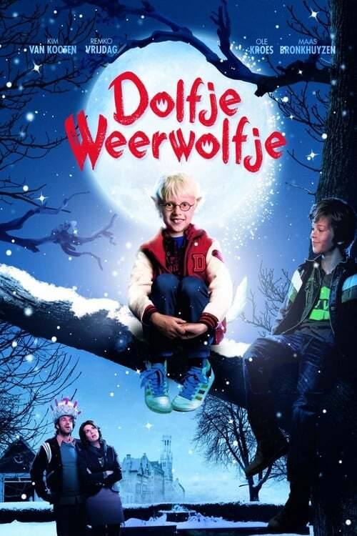 movie cover - Dolfje Weerwolfje