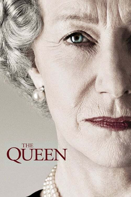 movie cover - The Queen
