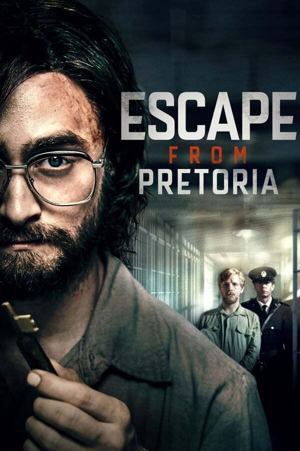 movie cover - Escape from Pretoria