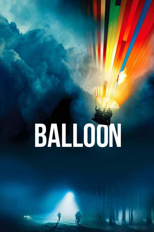 movie cover - Ballon