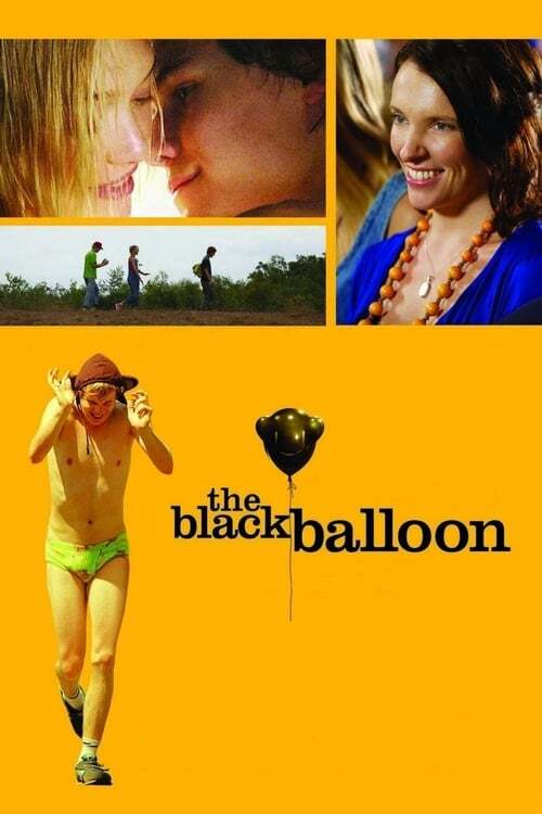 movie cover - The Black Balloon