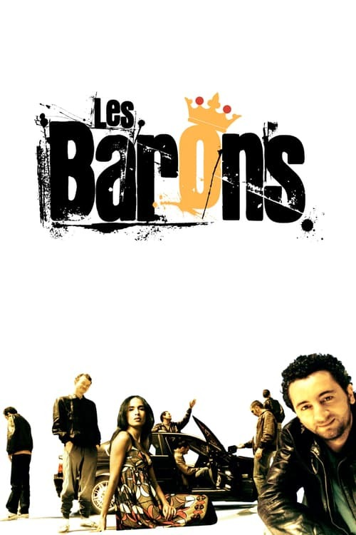 movie cover - Les Barons