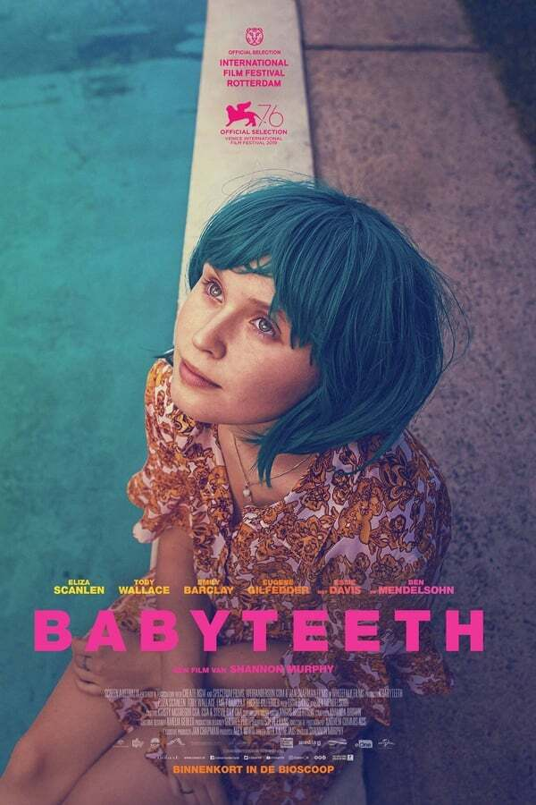 movie cover - Babyteeth