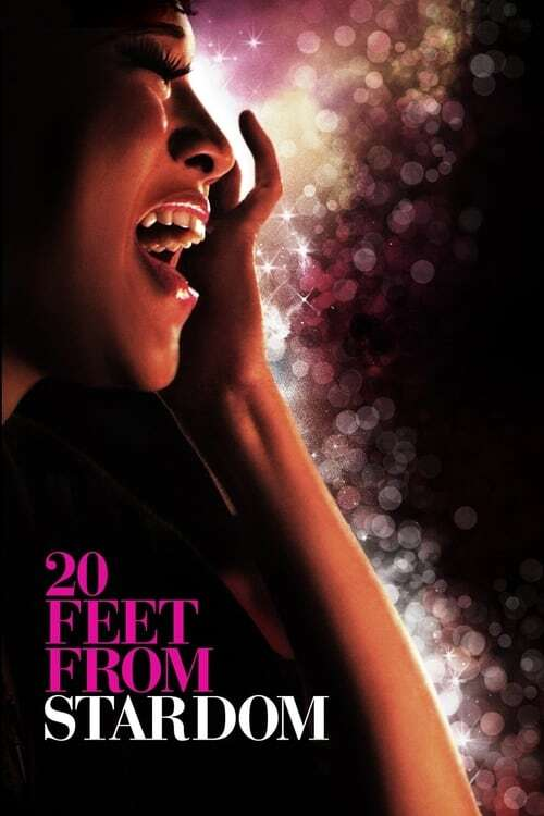 movie cover - 20 Feet From Stardom