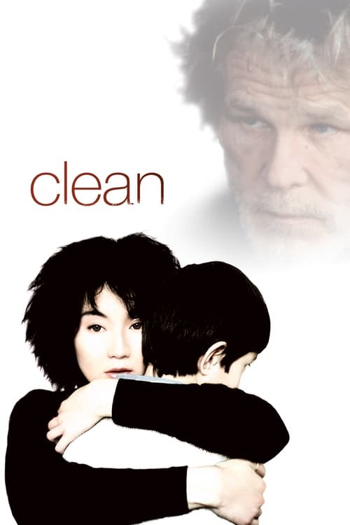 movie cover - Clean