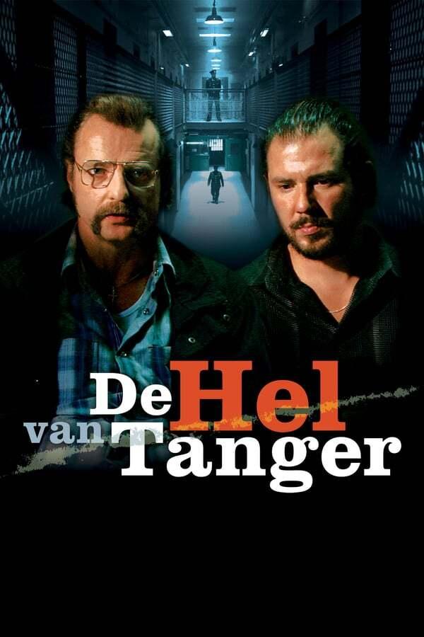 movie cover - De Hel Van Tanger