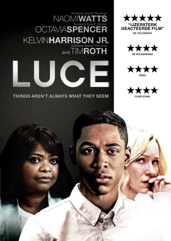movie cover - Luce