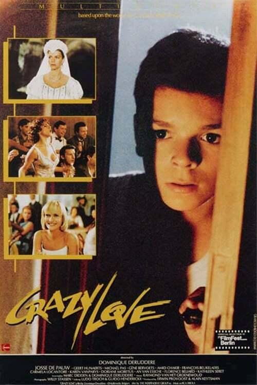 movie cover - Crazy Love