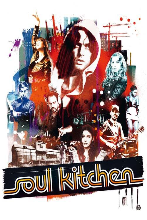 movie cover - Soul Kitchen
