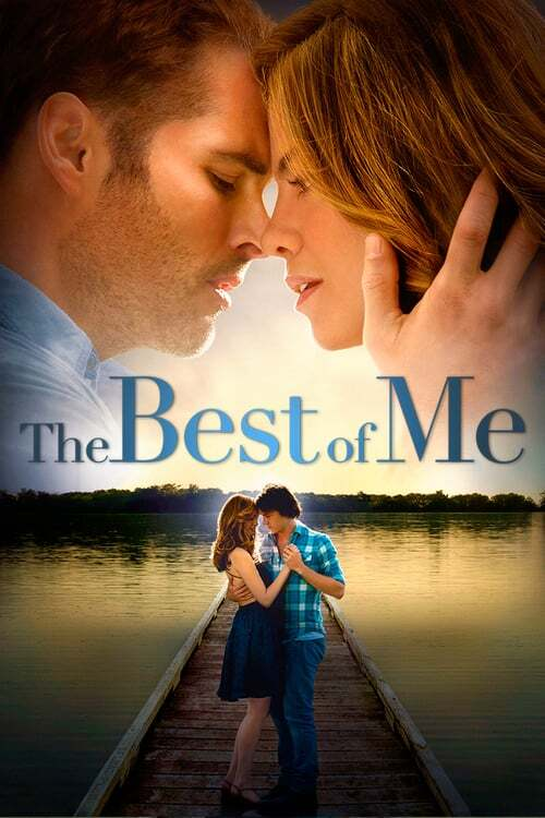 movie cover - The Best Of Me