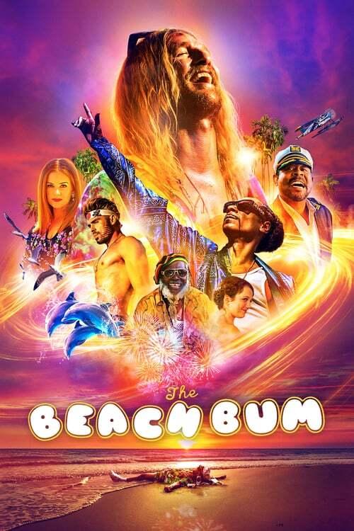 movie cover - The Beach Bum