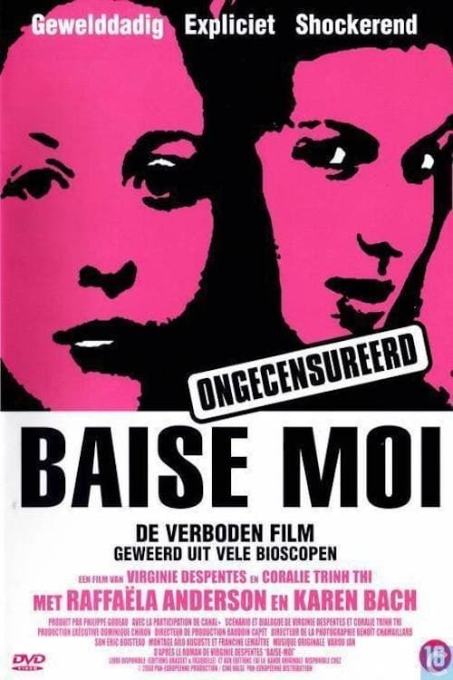 movie cover - Baise Moi