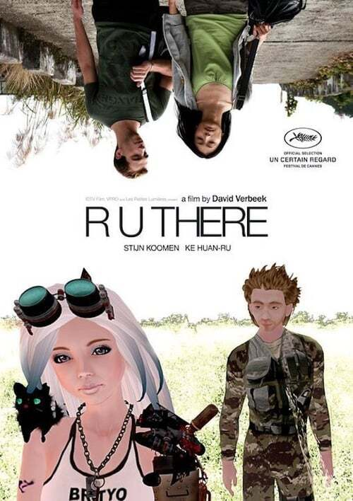 movie cover - R U There