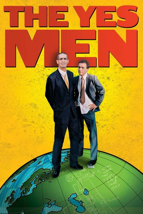movie cover - The Yes Men