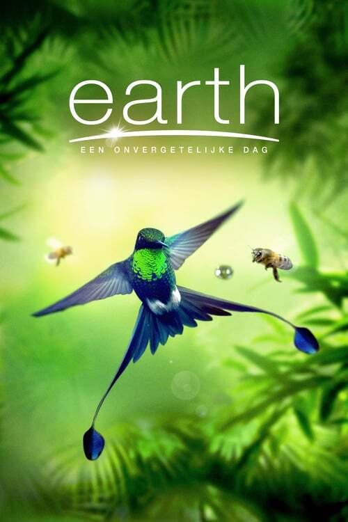 movie cover - Earth: Een Onvergetelijke Dag